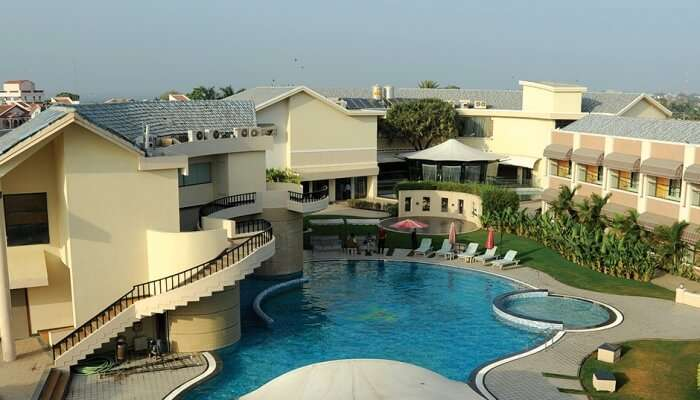 Azzaro Resorts in Diu