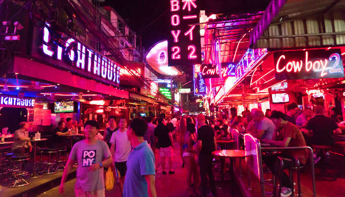 Bachelor Parties In Pattaya
