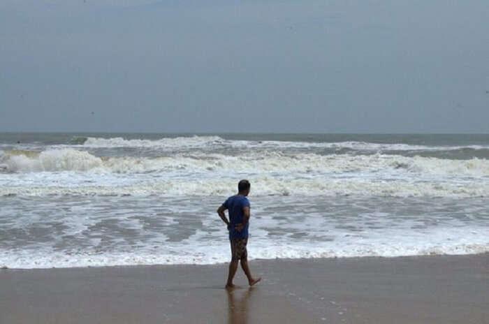 Baleshwar beach