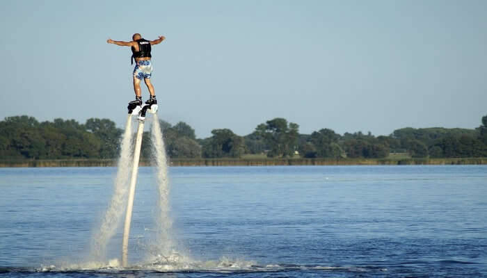 Bali Jetpacks & Water Sports