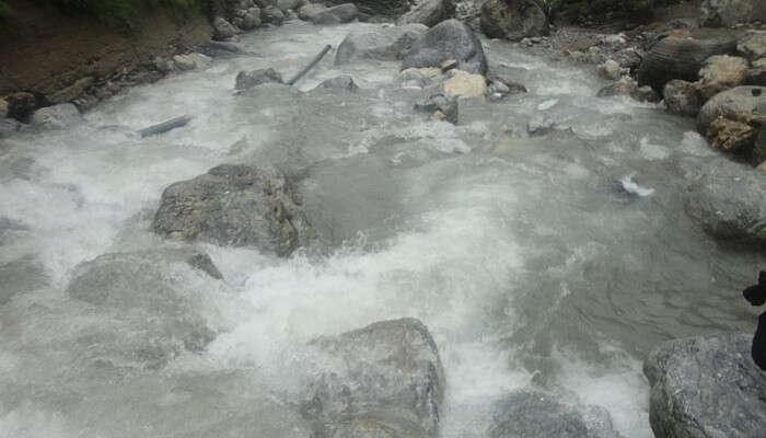 Riverside in Katra
