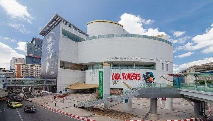 Bangkok Art And Culture Centre in Bangkok