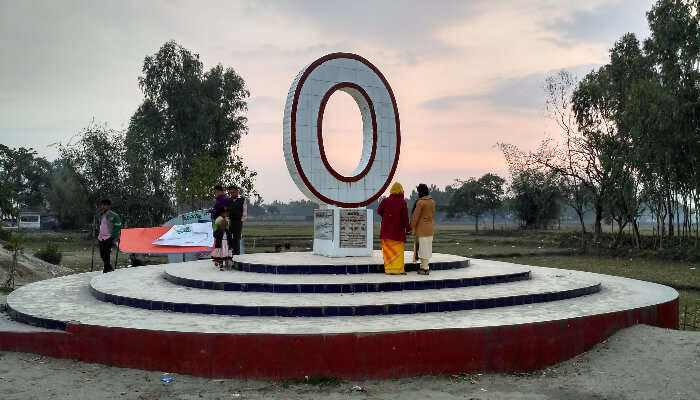 Banglabandha Zero Point