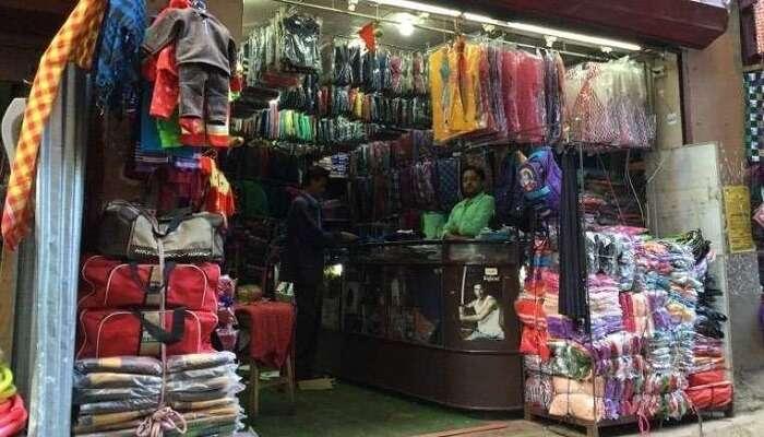 Bara Bazaar Shopping In Shillong