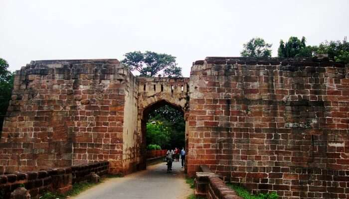 Barabati Fort is the best place
