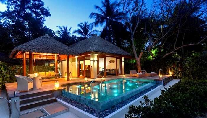 Baros Island Resort In Maldives For Honeymoon