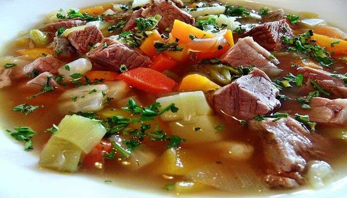 Bavarian Soup