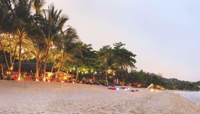 Bay Leaf Resort is the awesom resort