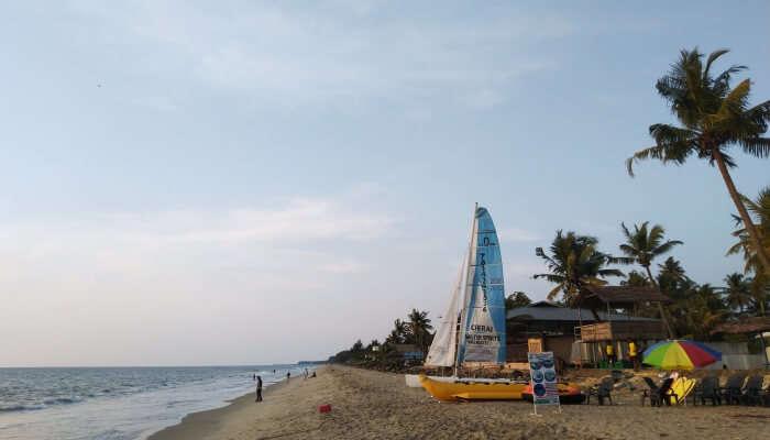 beach sports in Gokarna