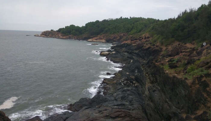 best thing about the beaches in Gokarna