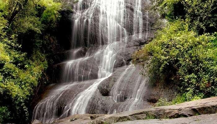 Bear Shola Falls kodaikanal