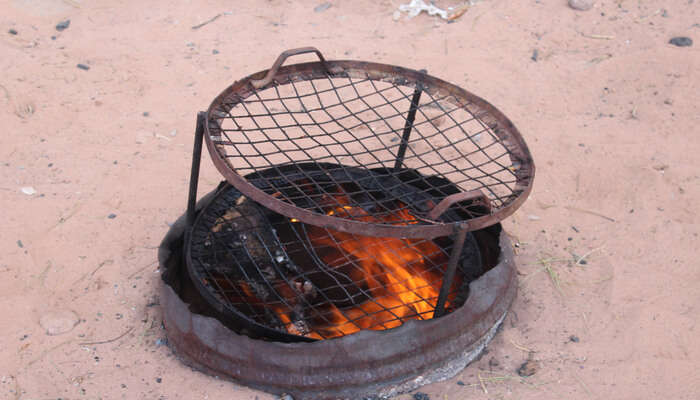 Bedouin Barbecue