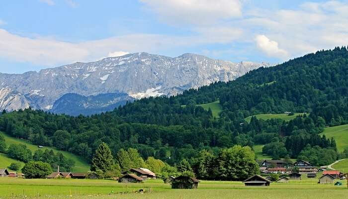 Best Time To Visit Bavarian Alps
