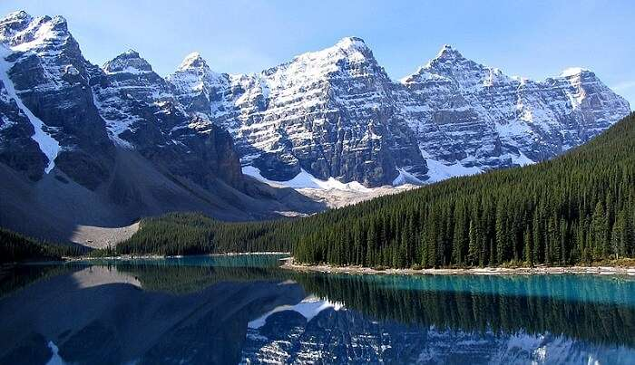 Visit Canada For Mountaineering