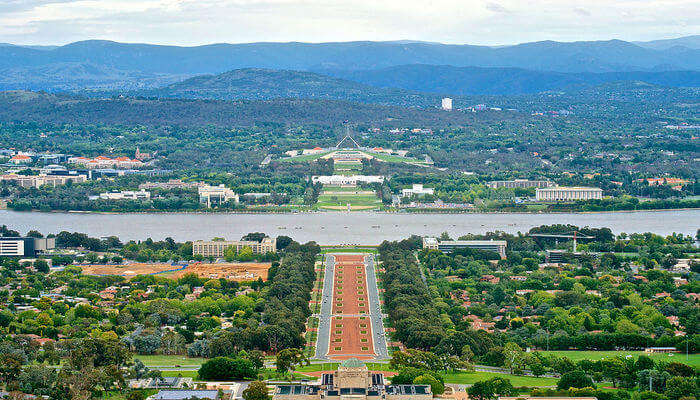 Best Time To Visit Canberra