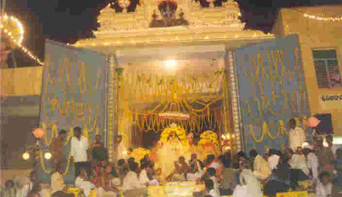 Bhadrachalam Temple in Telangna