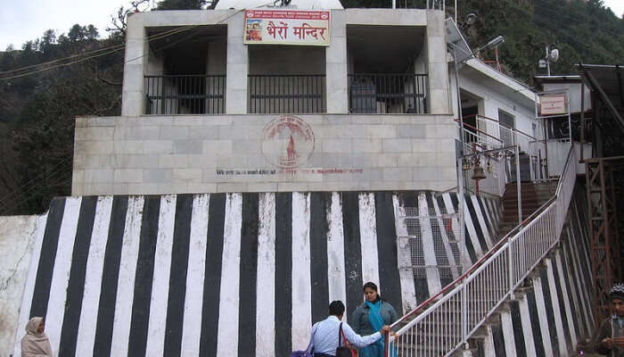 Temple in Katra