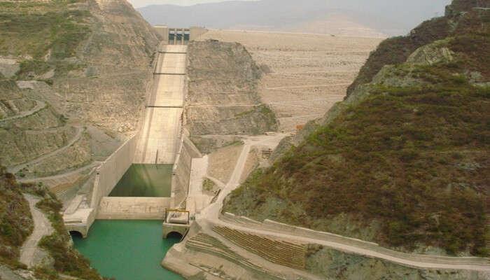 Dam View