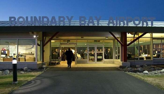 Boundary Bay Airport