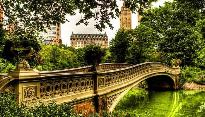 Bow Bridge, NYC