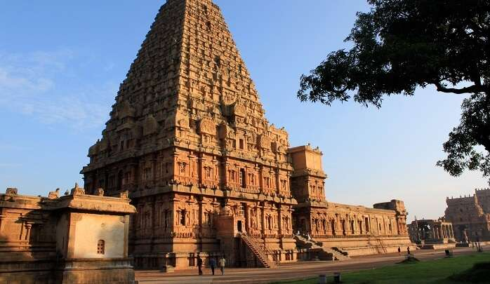 it is one of the most famous and ancient temples in India