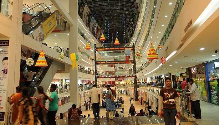 Brookefield mall