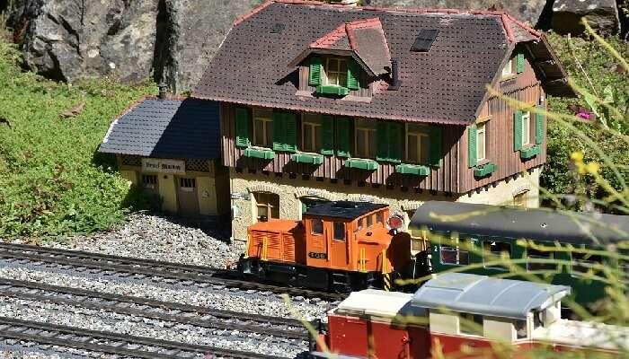 Burnaby Central Railway