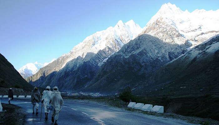 A Himalayan Road