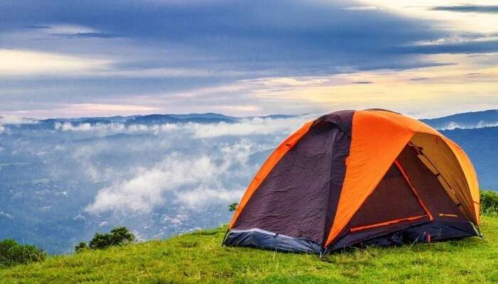 best camping place