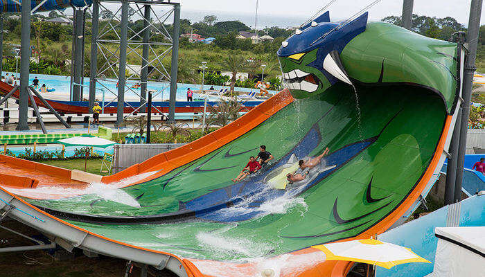 Cartoon Network Amazone Waterpark