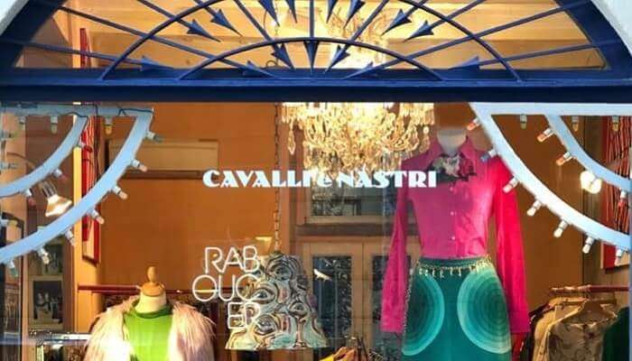 Cavalli E Nastri Milan