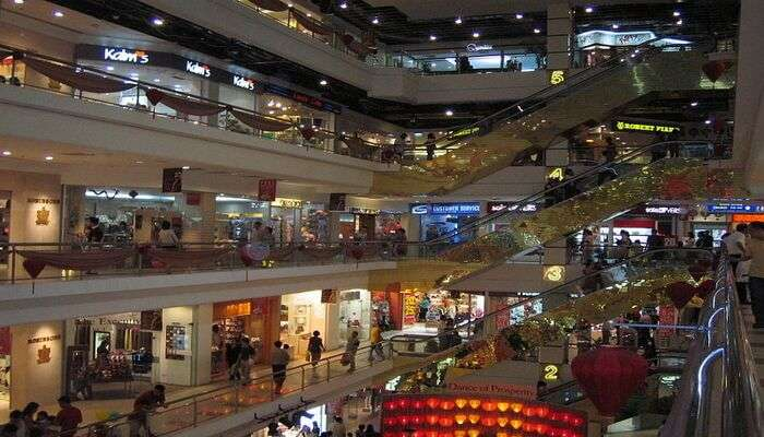 Centrepoint Shopping Mall