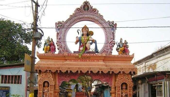 Chakranayanan temple
