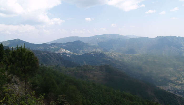 Hills and Valleys Of Uttarakhand