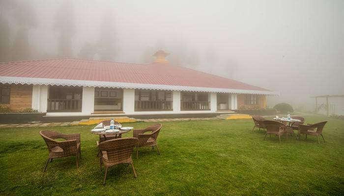 Chamong Chiabari Mountain Retreat And Spa