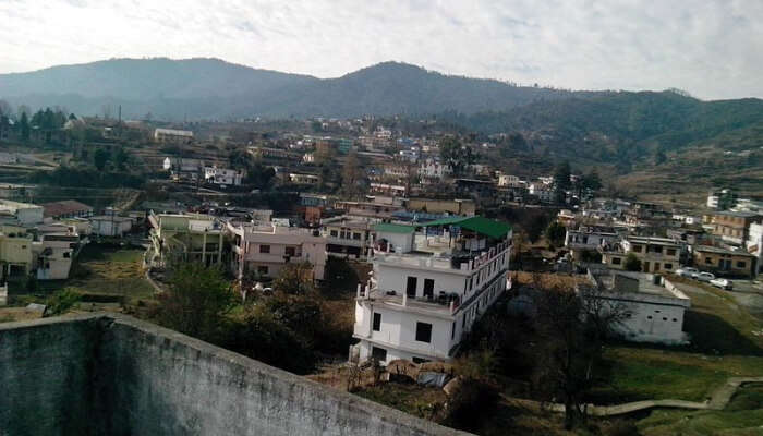Dwarahat Town