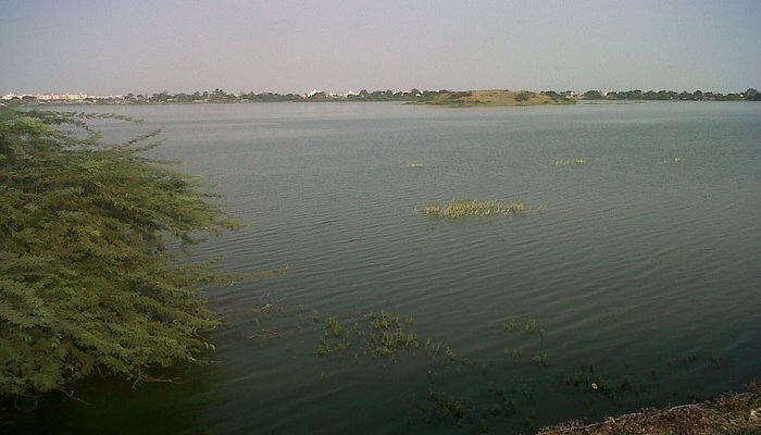 situated on Dani Limda Road