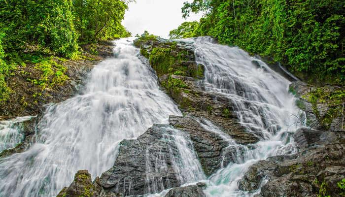 Charpa Waterfalls, Kerala