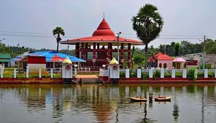 Chaturdasha Temple Agartala