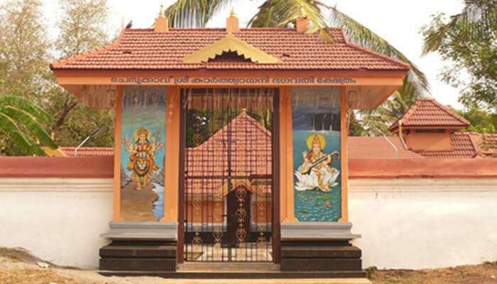 Chembukkavu Sri Karthyayini Temple