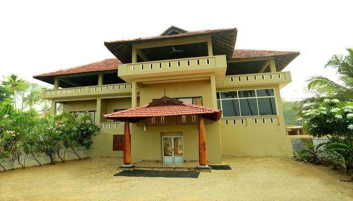 Cherai Beach Palace resort