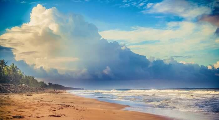 famous beaches in the entirety of Kerala