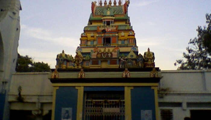 Chilkur Balaji Temple in Telangna
