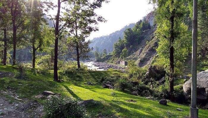 Chuhar Valley