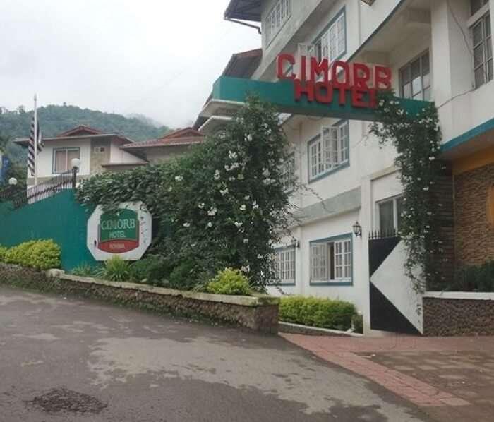 Hotels in Kohima