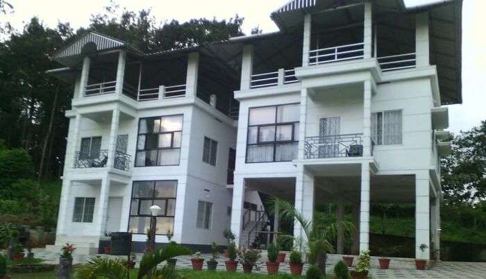 beautiful property of the guest house