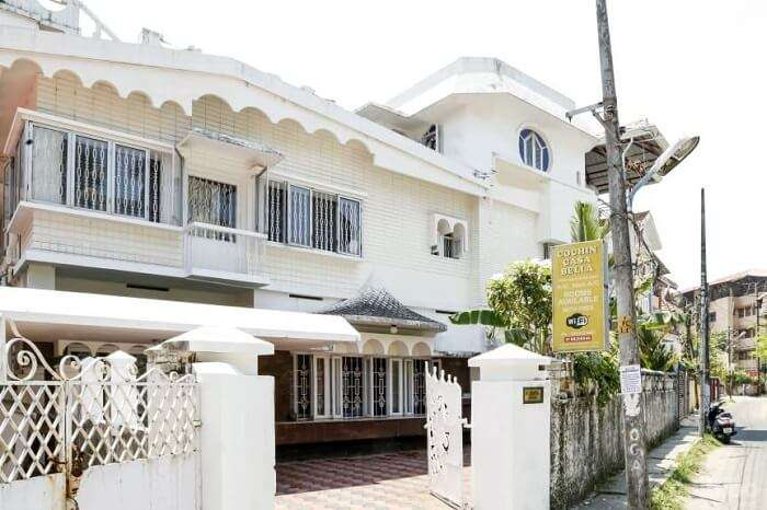Cochin guest houses