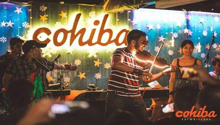 Cohiba Bar & Kitchen