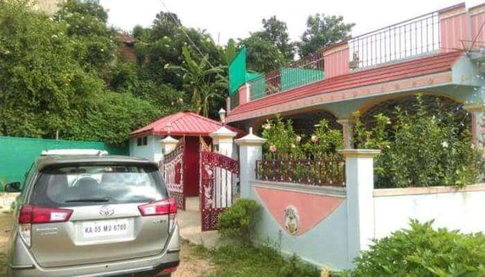 Coorg Mango Villa Home