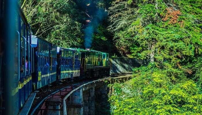 Corbett Park Link Express